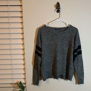 Brandy Melville - Dark Heather Wool Blend Sweater